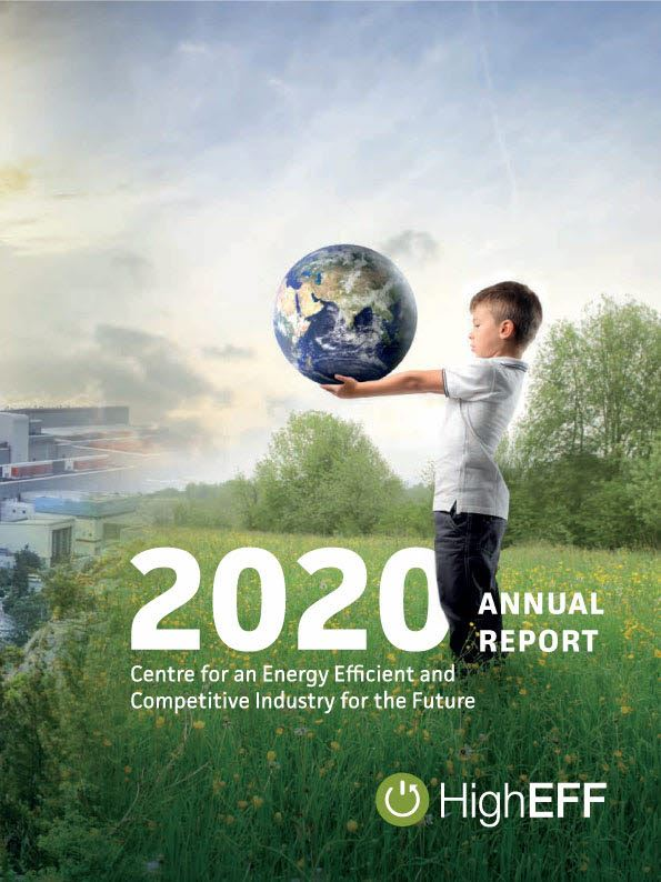 HighEFF 2020 annual report cover