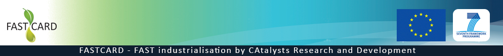 FASTCARD - FAST industrialisation by CAtalysts Research and Development