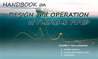 New Handbook on Design and Operation of Flexible Pipes is now issued